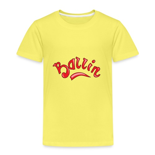 Ballin - Kinderen Premium T-shirt