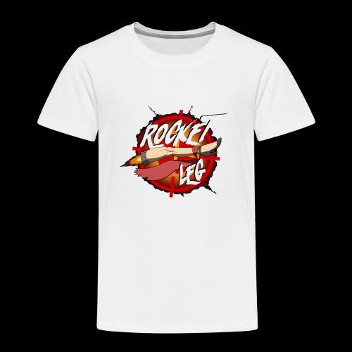 Rocket Leg - Premium-T-shirt barn