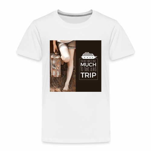 BeFunky Design - Kids' Premium T-Shirt