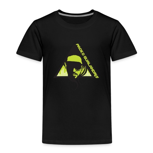 PACKO LOGO 2017 RGB PNG - Kids' Premium T-Shirt