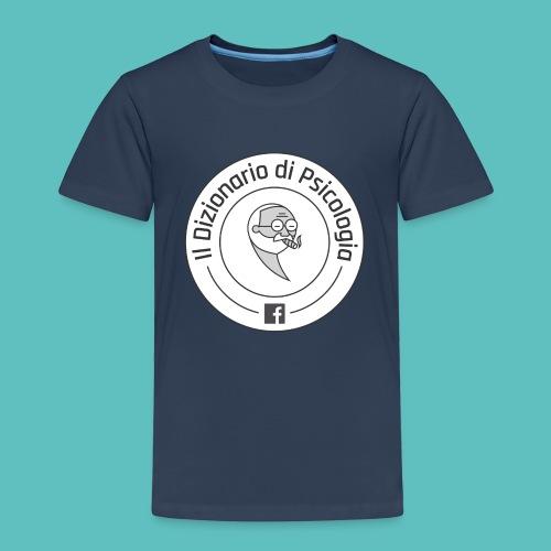 Il Dizionario Di Psicologia - Maglietta Premium per bambini