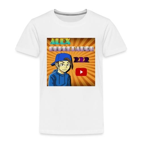 CAMISETA LOGO DEL CANAL - Kids' Premium T-Shirt