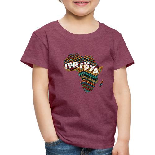 Africa - Ifriqya - T-shirt Premium Enfant