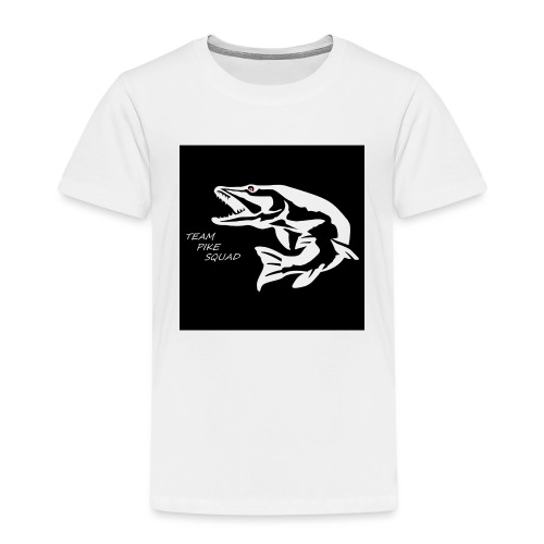 511 3008 wht - Premium-T-shirt barn