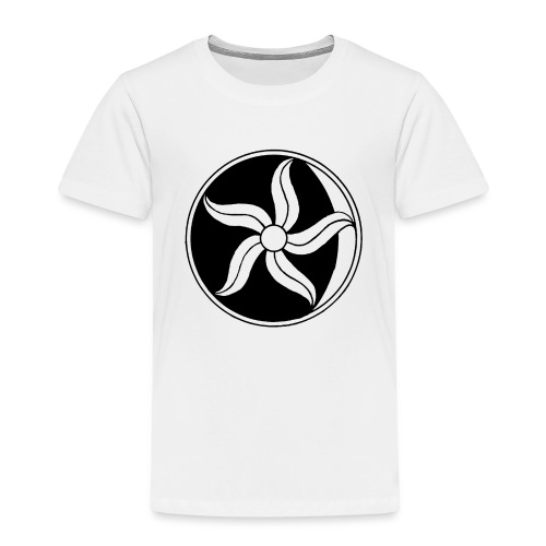 Moon Flower - Kids' Premium T-Shirt