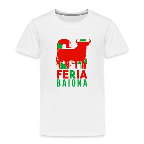 64 Taureau Bayonne - T-shirt Premium Enfant