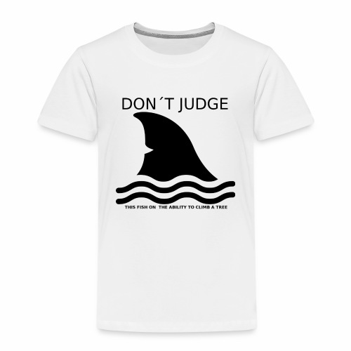 DONTJUDGE - Kinderen Premium T-shirt