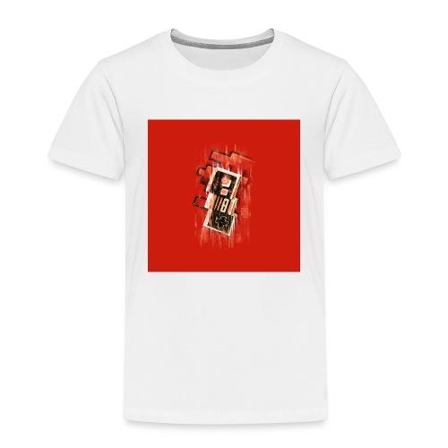 Blurry NES - Kids' Premium T-Shirt