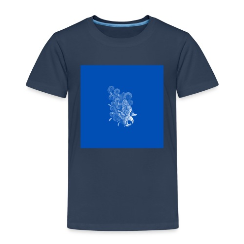 Windy Wings Blue - Kids' Premium T-Shirt