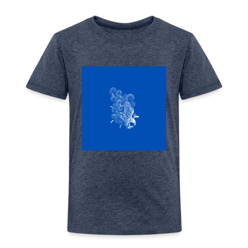 Windy Wings Blue - Kids' Premium T-Shirt