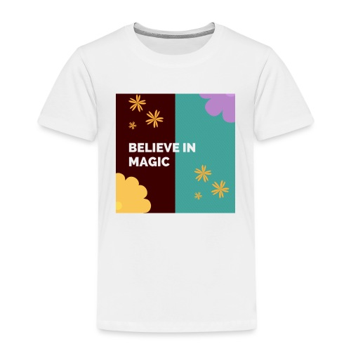 believe in magic xx - Kids' Premium T-Shirt