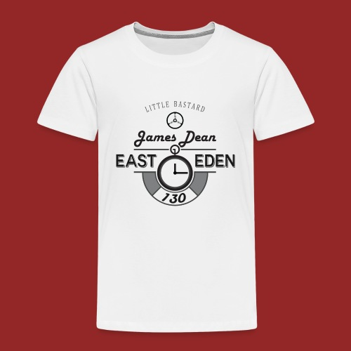 James Dean black - T-shirt Premium Enfant