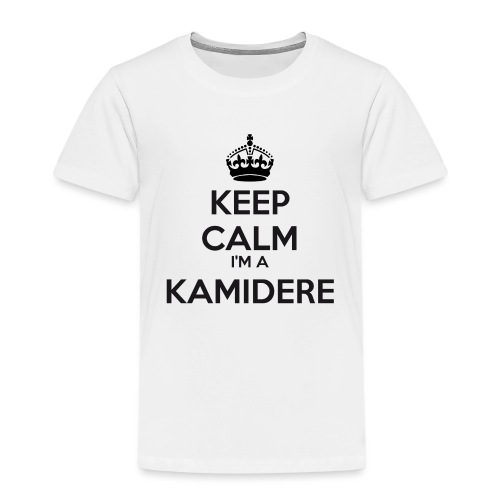 Kamidere keep calm - Kids' Premium T-Shirt