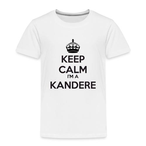Kandere keep calm - Kids' Premium T-Shirt