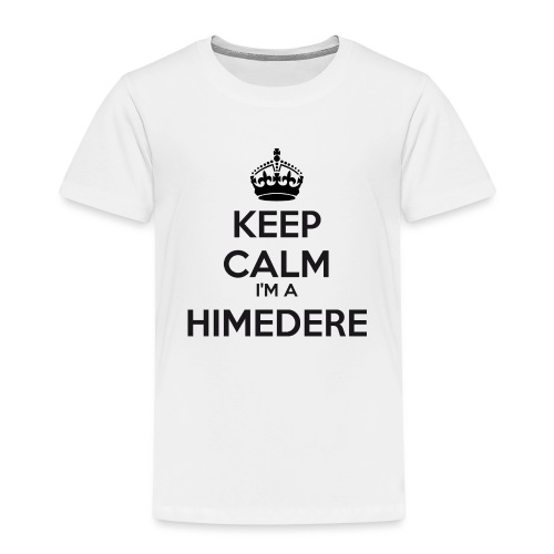 Himedere keep calm - Kids' Premium T-Shirt