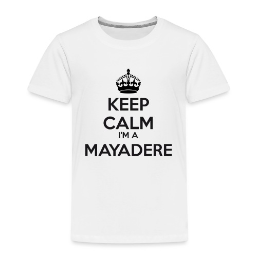 Mayadere keep calm - Kids' Premium T-Shirt