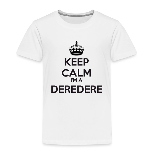 Deredere keep calm - Kids' Premium T-Shirt