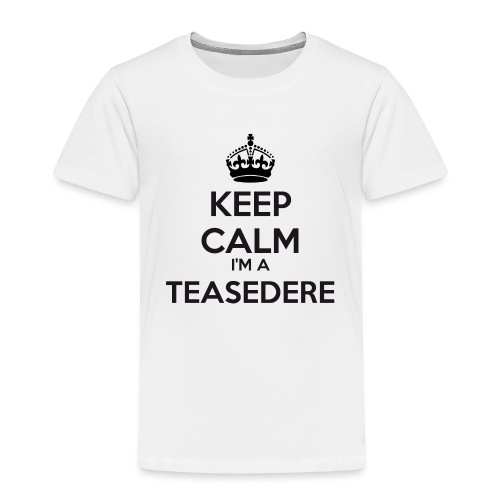 Teasedere keep calm - Kids' Premium T-Shirt