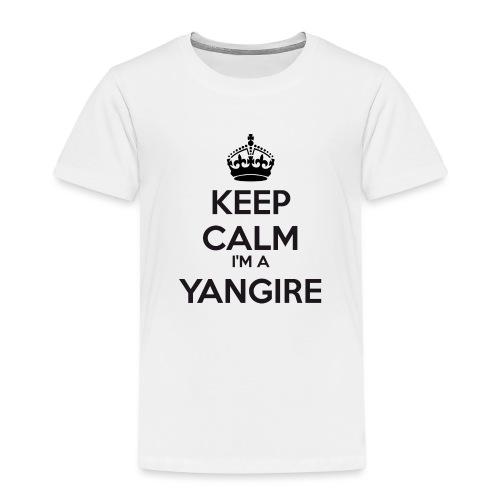 Yangire keep calm - Kids' Premium T-Shirt
