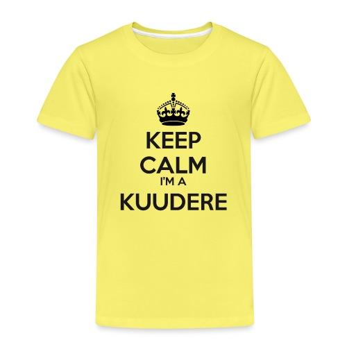 Kuudere keep calm - Kids' Premium T-Shirt