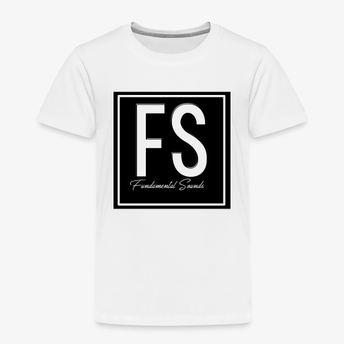 Fundamental Sounds Logo - Kids' Premium T-Shirt