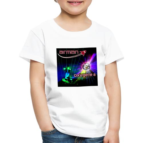 airman oxygene 8 - Albumcover - Kinder Premium T-Shirt