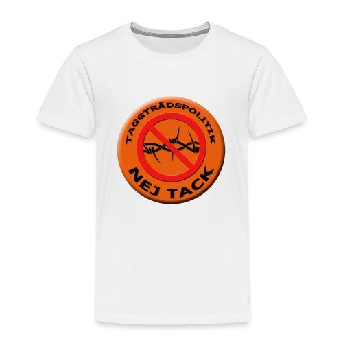 Taggtrådspolitik Ny - Premium-T-shirt barn
