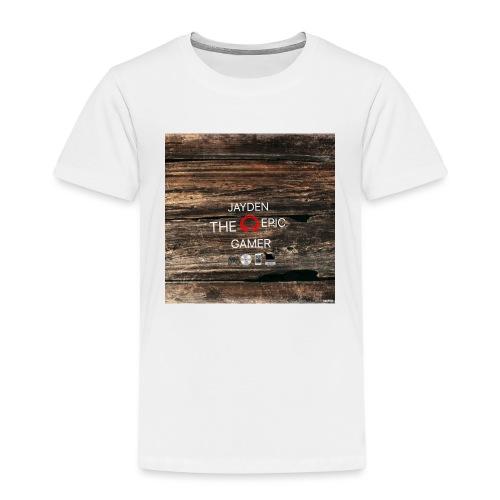 Jays cap - Kids' Premium T-Shirt