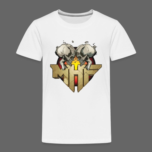 new mhf logo - Kids' Premium T-Shirt