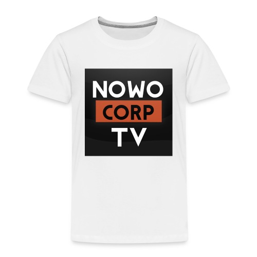 NowoCorptv - Kinder Premium T-Shirt