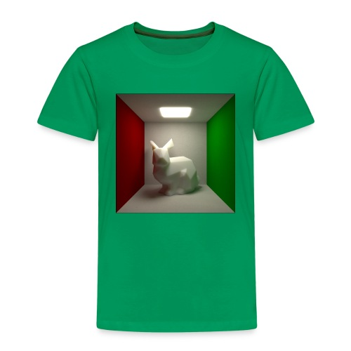 Bunny in a Box - Kids' Premium T-Shirt