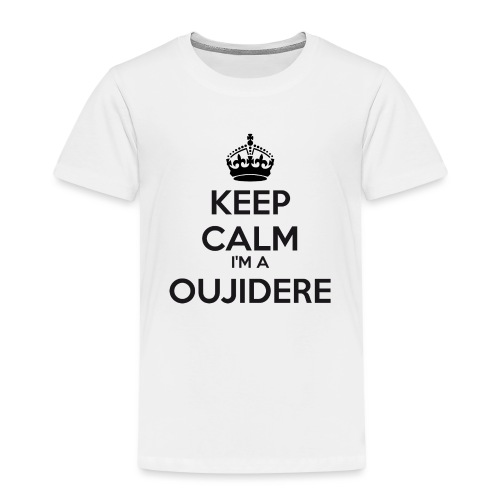 Oujidere keep calm - Kids' Premium T-Shirt