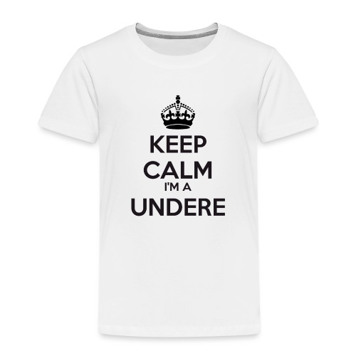 Undere keep calm - Kids' Premium T-Shirt