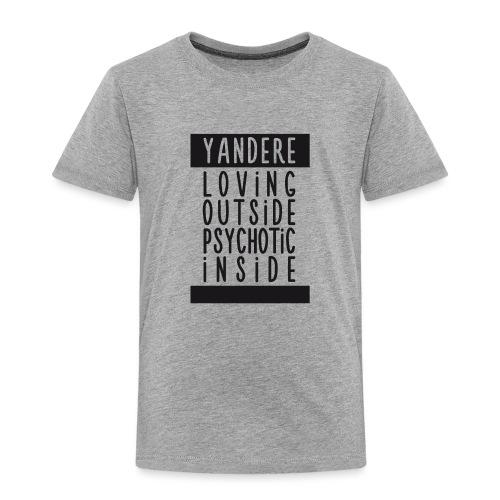 Yandere manga - Kids' Premium T-Shirt