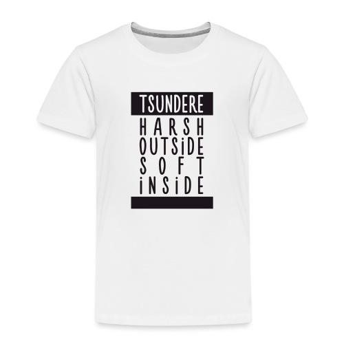 Tsundere manga - Kids' Premium T-Shirt