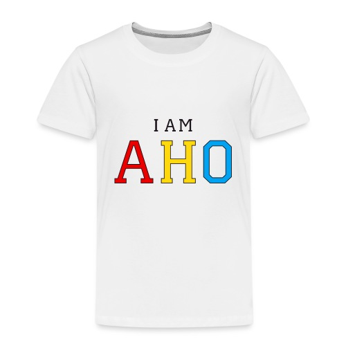 I am aho - Kids' Premium T-Shirt
