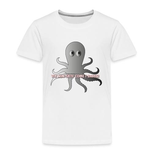 LogoVNCIB - Maglietta Premium per bambini