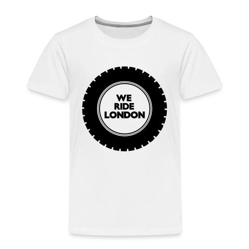Simple WRL Logo Mk 2 - Kids' Premium T-Shirt