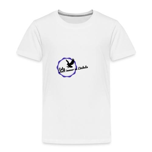 Lebe statt immer zu Lächeln - Kinder Premium T-Shirt