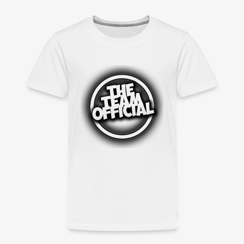The Team Official Banner 2 - Kids' Premium T-Shirt