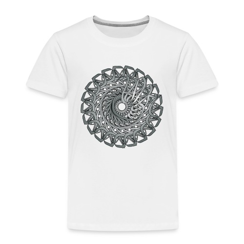 Círculo Original - Camiseta premium niño