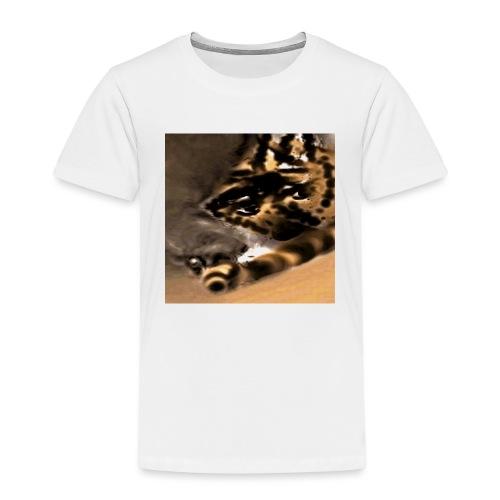 fauve dans la brume - T-shirt Premium Enfant