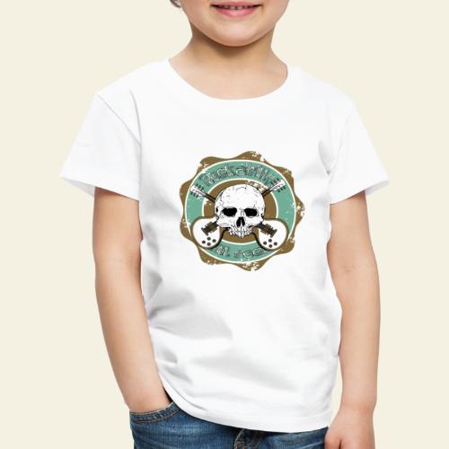 Rockabilly Still Rockin - Børne premium T-shirt