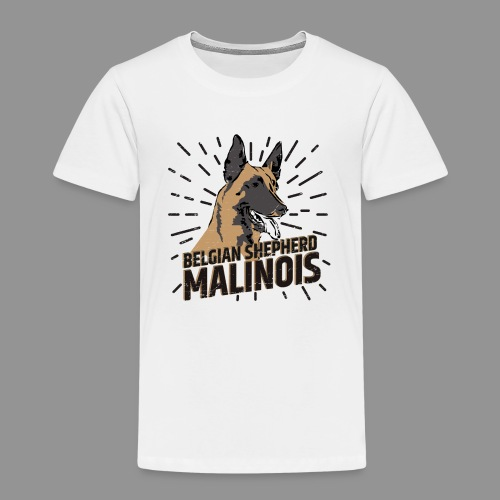 Belgian shepherd - Kids' Premium T-Shirt