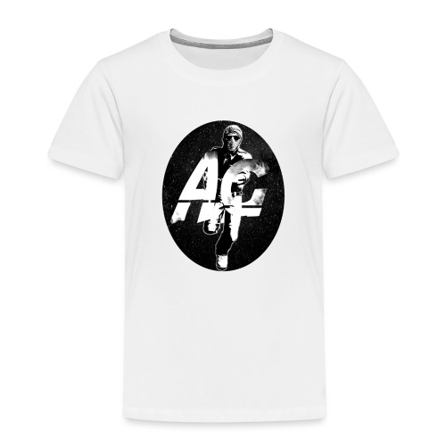 AGNITIO ROUND LOGO - Kids' Premium T-Shirt