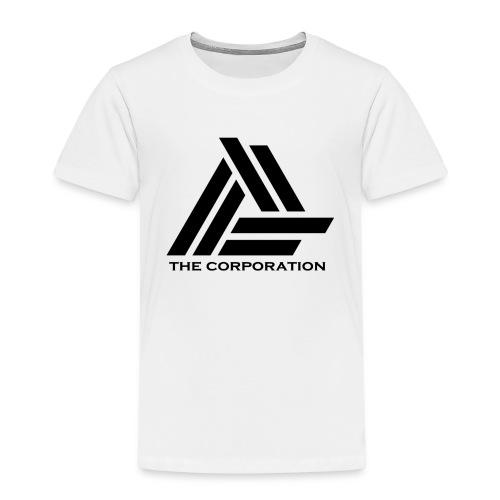 zwart metnaam keertwee png - Kids' Premium T-Shirt