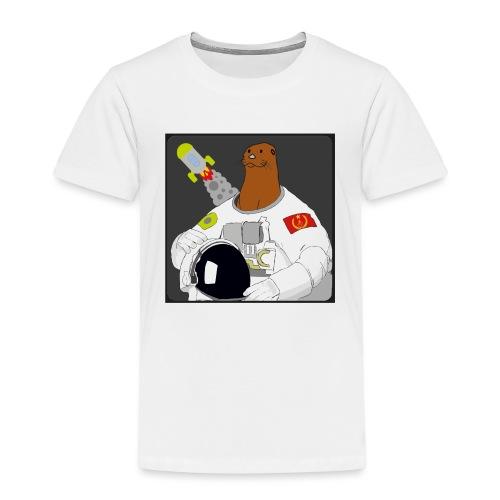 Otter space otter - Kids' Premium T-Shirt