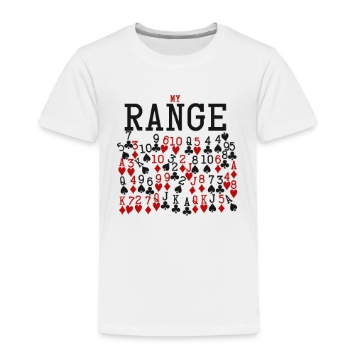 My Range - Kids' Premium T-Shirt