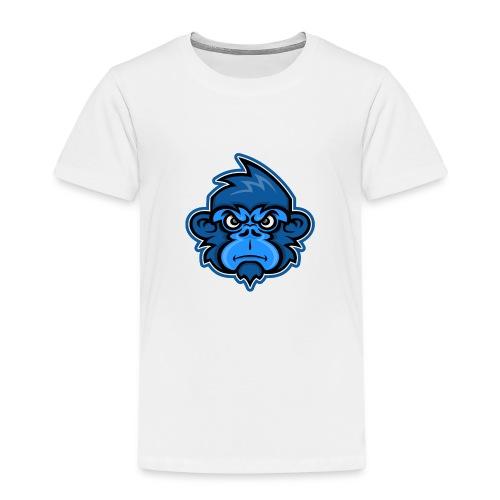 Angry Monkey - Kinder Premium T-Shirt