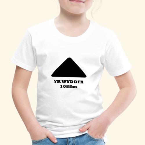 Snowdon - Kids' Premium T-Shirt